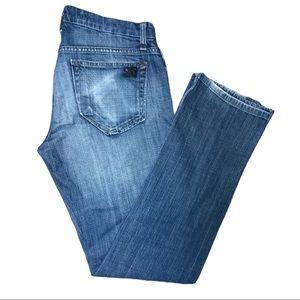 Joes 's Jeans Birkin Wash Denim Blue Mens 31 x 33